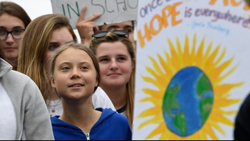VERIFY: Are schools letting kids skip class to participate in the DC climate protests?