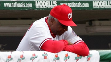 Nationals' Ryan Zimmerman reflects on his first major league manager Frank Robinson