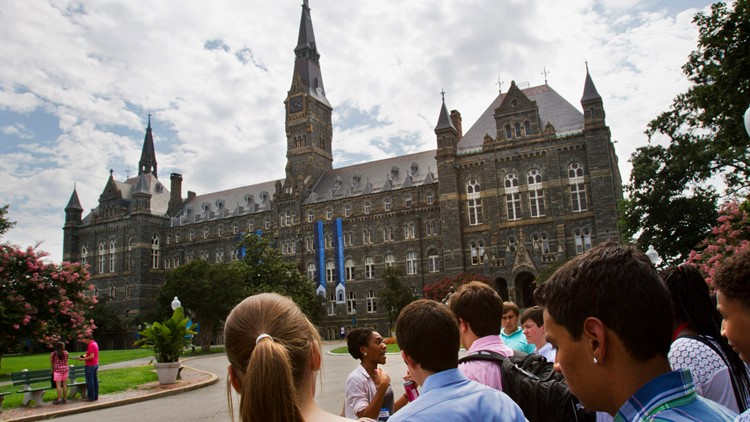 Georgetown, George Washington & American universities will require COVID-19 vaccines for students
