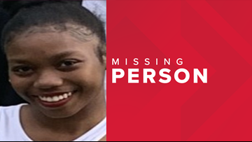 CRITICAL MISSING: 16-year-old girl from Southeast