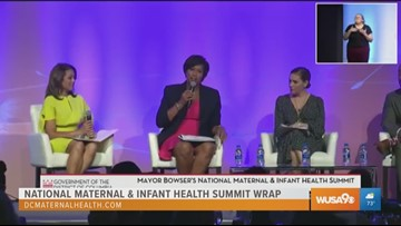 Maternal Monday: Thrive by Five DC showcased at National Maternal and Infant Health Summit
