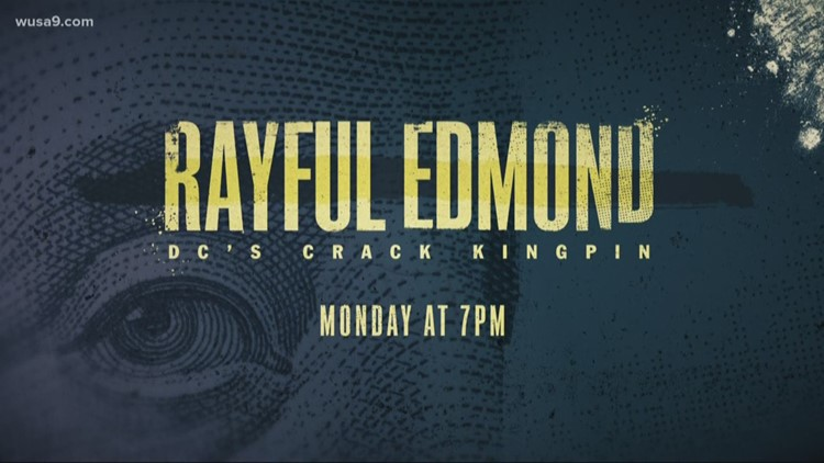 Monday marks 30 years since Rayful Edmond was arrested