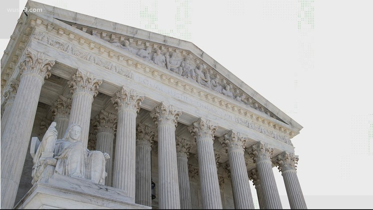 VERIFY: A closer look at two key Supreme Court rulings on Affordable Care Act and same-sex couples