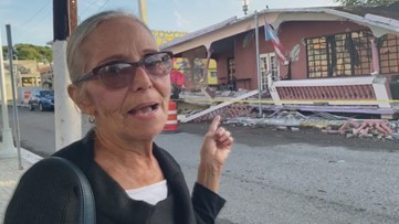 Many Puerto Rican business owners lost their buildings because of the earthquake