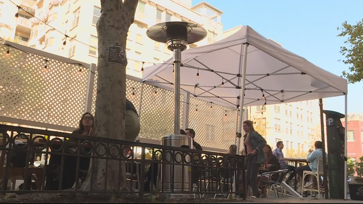 DC begins loosening restrictions on outdoor gatherings, alcohol sales, sports in DC