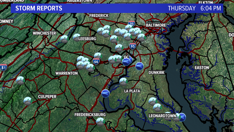 Power Outage Map Maryland on