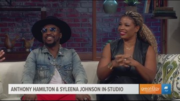 Syleena Johnson and Anthony Hamilton weigh in on Katy Perry, Dave Chappelle and more