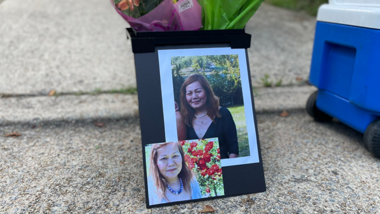 Vigil held for missing woman Emily Lu in Fairfax County