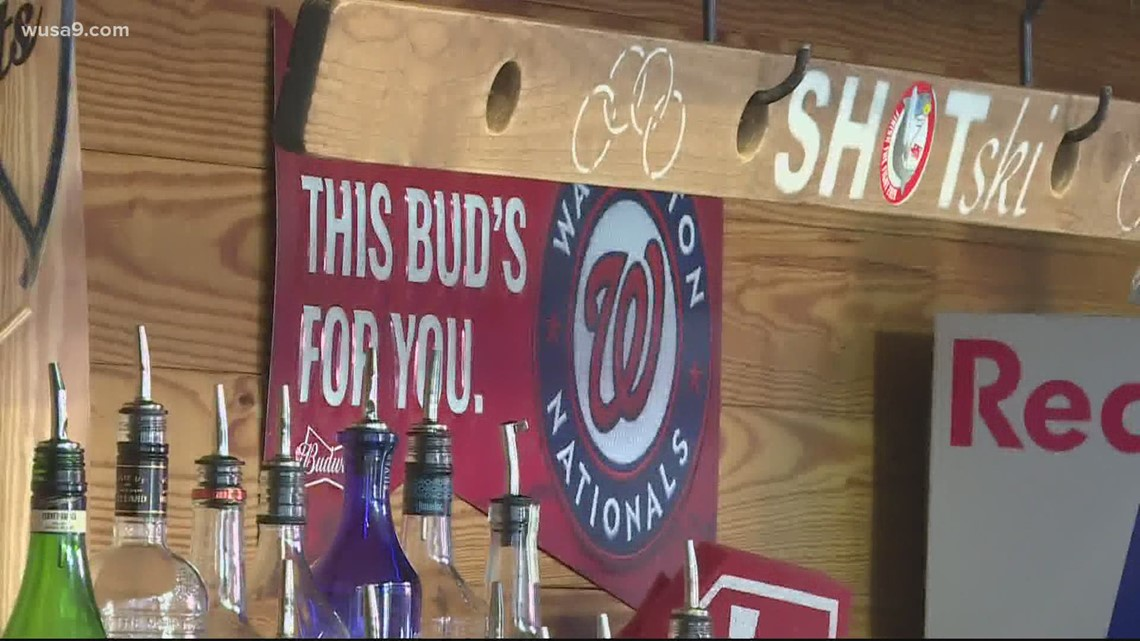 After tough last year, bars and restaurants near Nationals Park get set for Opening Day