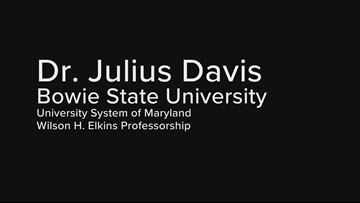Dr. Julius Davis - Bowie State University