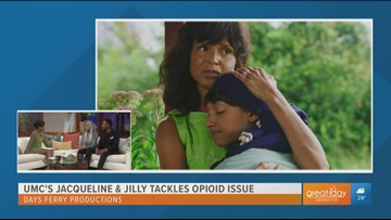 UMC's Jacqueline & Jilly tackles opioid issue