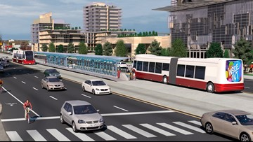 How buses will become the backbone of Amazon HQ2 in Northern Virginia