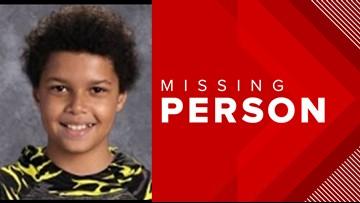 FOUND SAFE: 12-year-old Adrian Hearn