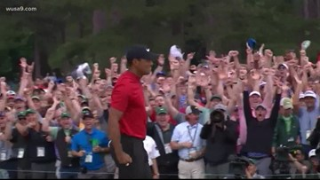 COMMENTARY: Tiger Woods wins the Masters