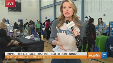 Impact #healthmatters expo raises awareness of resources and offers free health screenings