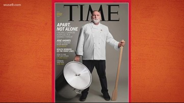 TIME Magazine features DC's very own Chef Jose Andres