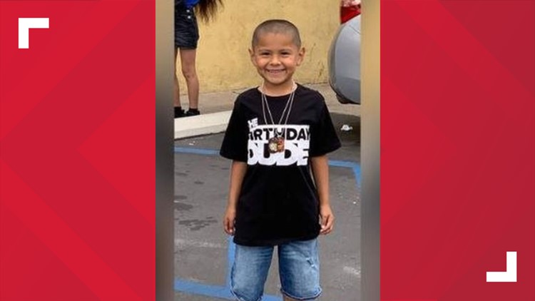 Stephen Romero, 6-year-old killed in Gilroy, Ca., shooting