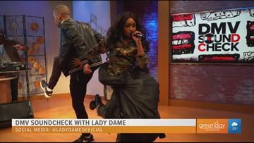 DMV Soundcheck: Lady Dame