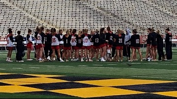 Maryland Terrapins lacrosse teams seeking Final Four bids this weekend
