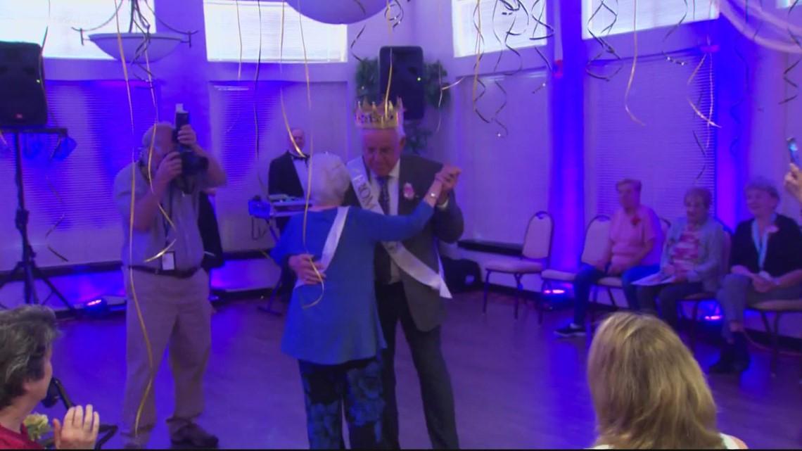 Nursing home celebrates senior prom | Get Uplifted