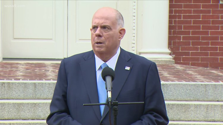 Gov. Hogan concerned some provisions of Maryland's police overhaul are 'dangerous,' as advocates call it a success