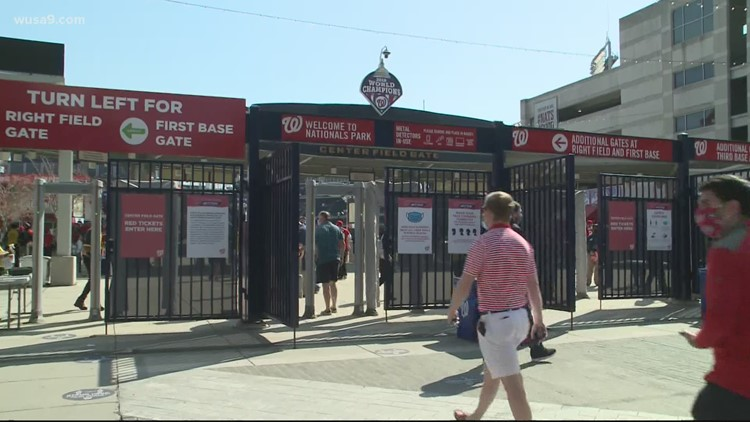 Nationals open 2021 season today against Braves