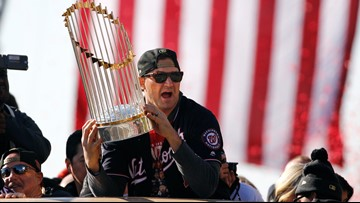 Grab the tissues, because Ryan Zimmerman's World Series Parade speech will leave you misty-eyed