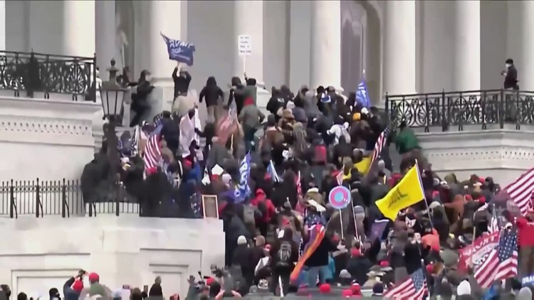 Jail time for two Capitol riot defendants pleading guilty to petty misdemeanor
