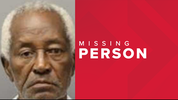 CRITICAL MISSING: 76-year-old man from Northeast, DC
