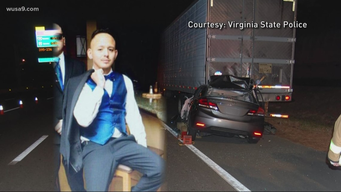 Va. family calls for new tractor-trailer underride laws after loved one killed