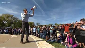 Beto O'Rourke joins crowded democratic field