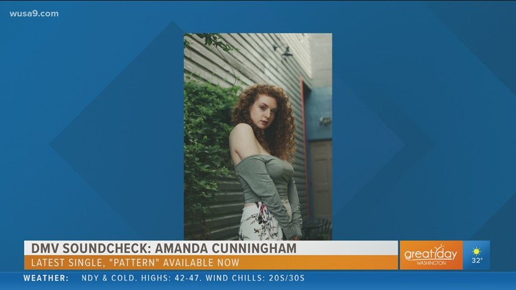 DMV Soundcheck: Amanda Cunningham