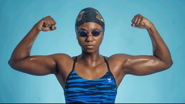 'If you believe it, you can achieve it' | Hyattsville swimmer has Olympic-sized faith