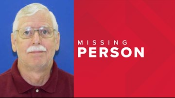 LOCATED: Elderly man with dementia found safe in Charles County
