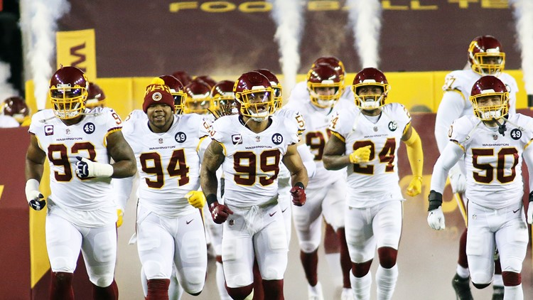 Washington Football Team's 2021 season schedule released; opener will be against LA Chargers at FedEx Field