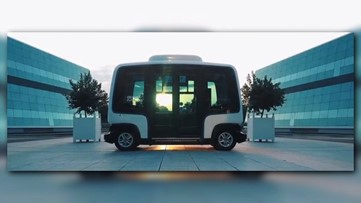 New publicly-funded self-driving bus is coming to Fairfax