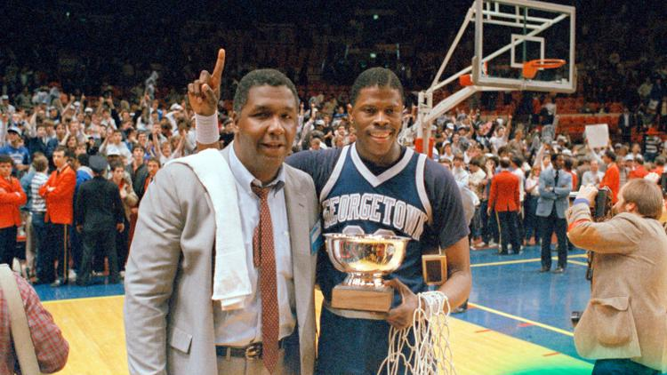 Georgetown's Big East title win comes 49 years to the day that it hired John Thompson