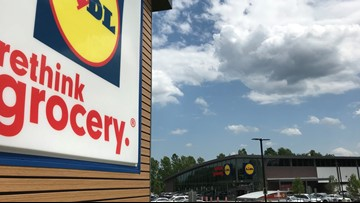 Full-service discount grocer Lidl is coming to Southeast DC. Here's what it's like to shop there