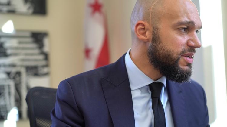 DC Councilmember Robert White will run for mayor