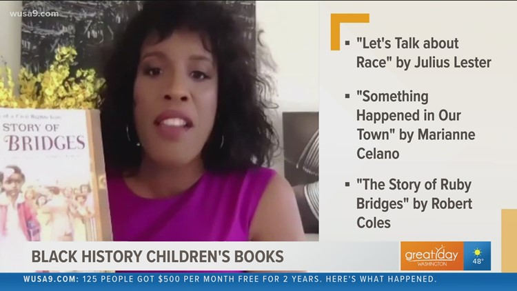 Read Across America Week with a focus on Black history