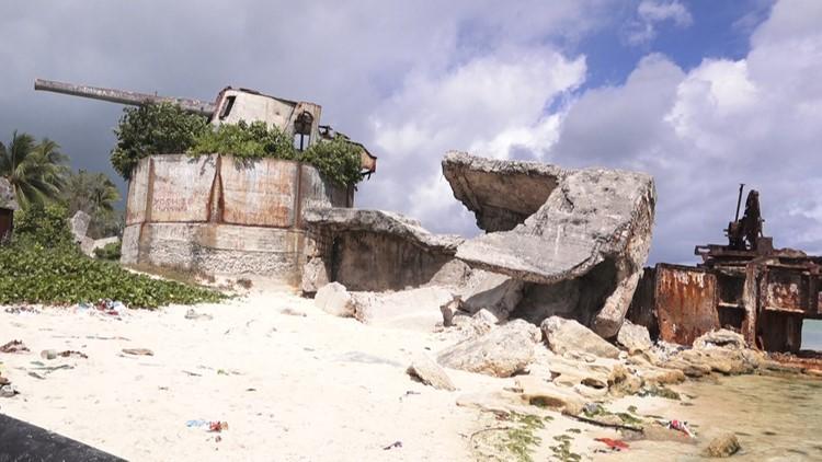 Photo 27 - Japanese Cannon on Tarawa_1510109765249.jpg