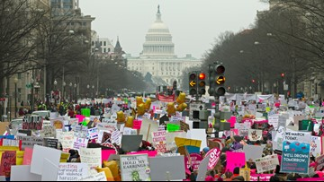 Here's what to expect at the 2020 Women's March on Washington