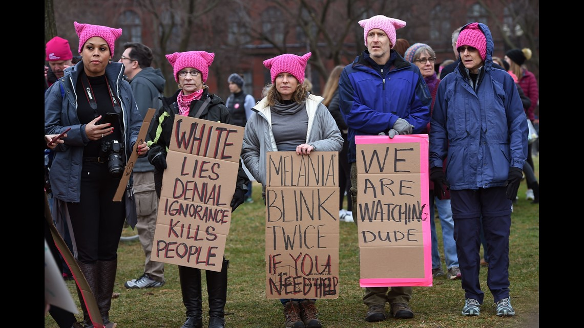 Here's why some DC residents won't be attending the 2020 Women's March