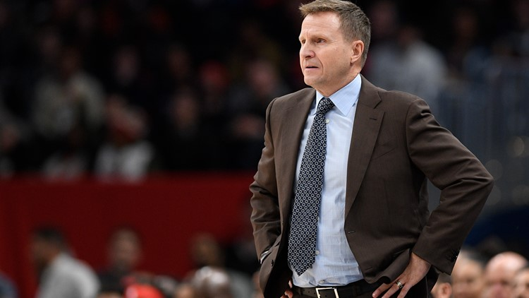 Scott Brooks out as Washington Wizards coach after 5 seasons