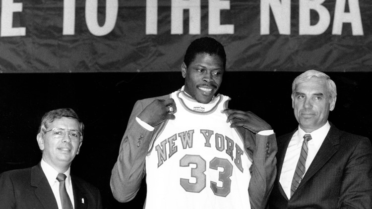 Rangers NHL lottery luck brings comparisons to Ewing, Knicks 1985 draft conspiracy theory