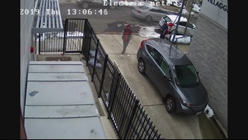 WANTED: Police search for suspects in Northwest DC carjacking