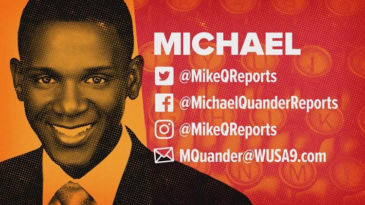 Michael Quander Social Media