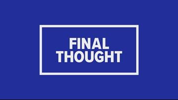 Bruce Johnson's Final Thought: Veterans