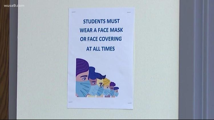 Parents voice support, concerns over school mask mandates