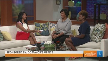 Mayor Muriel Bowser aims to help every family get access to maternal and infant care